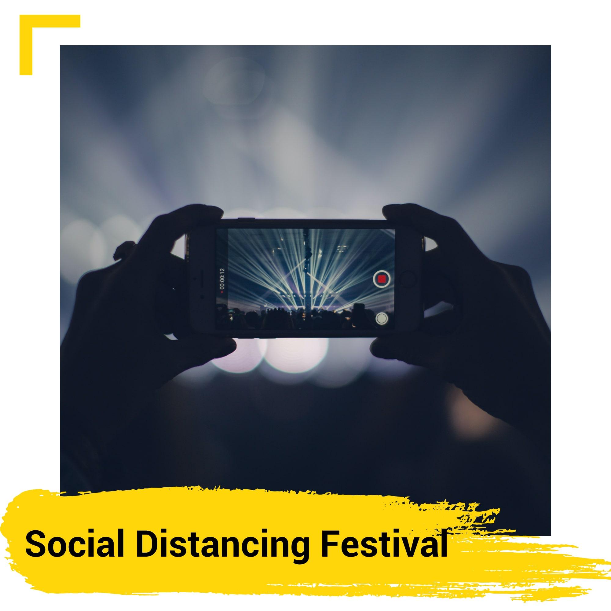 Sosyal Mesafe Festivali