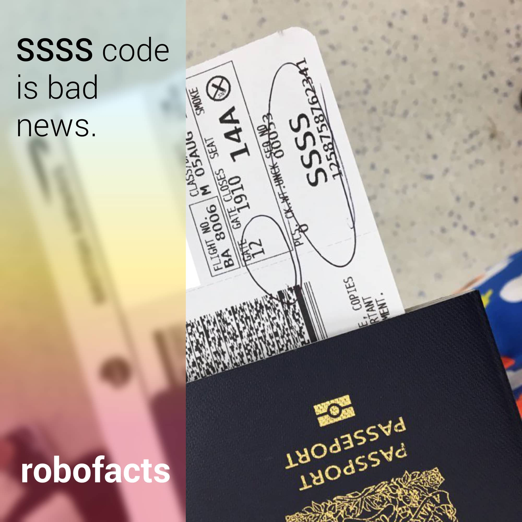 SSSS Code