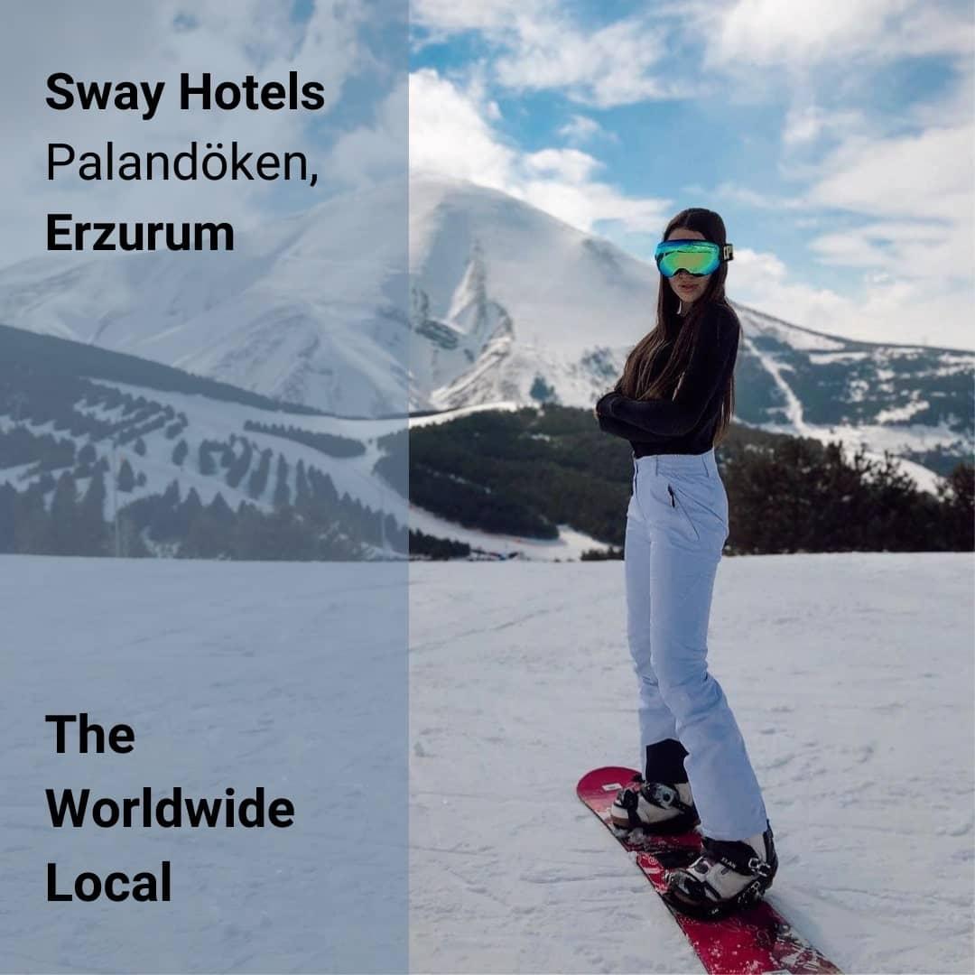 Sway Hotels Erzurum