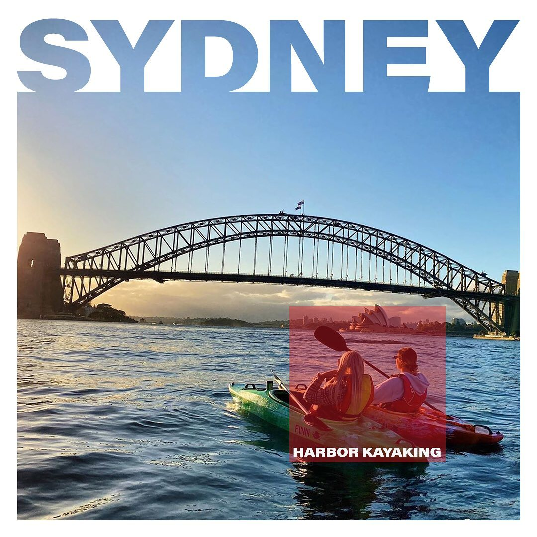 Kayaking in Sydney