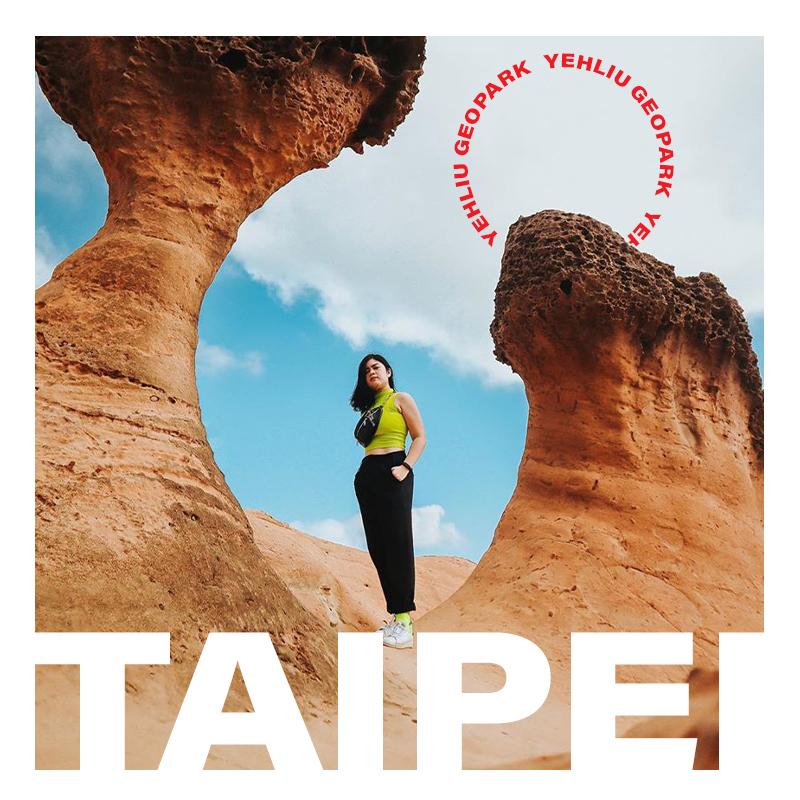 Taipei'deki Yehliu Geopark