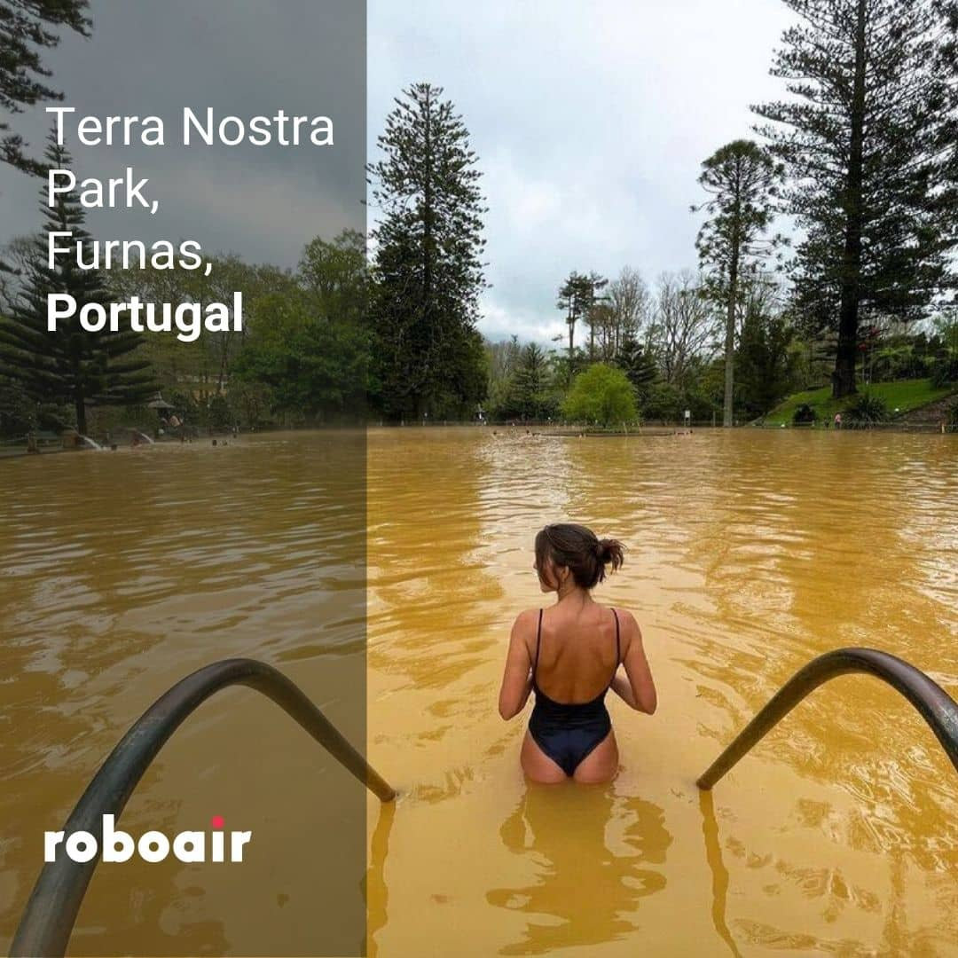 Terra Nostra Park, Portugal